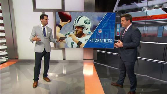 Video - Jets won't increase offer to Fitzpatrick