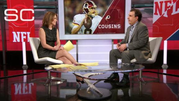 Video - Caplan: Redskins reluctant to sign Cousins long term