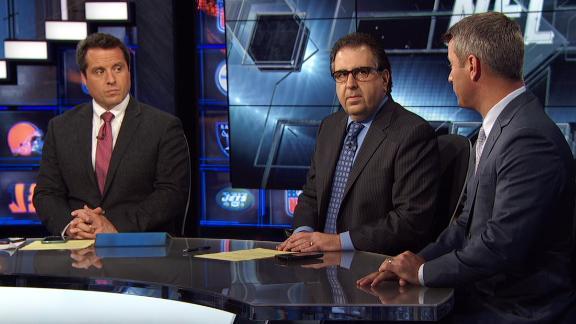 Video - Caplan: Browns view Kessler as potential starter