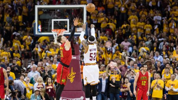 Cavs destroy NBA 3-point records