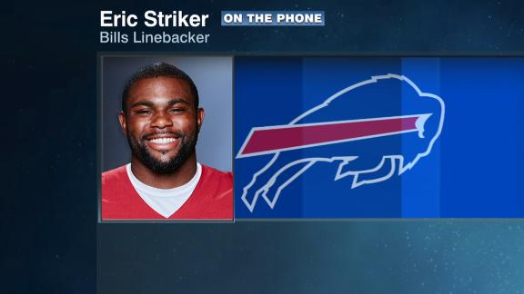 Video - Striker: Just wanted to calm my family down