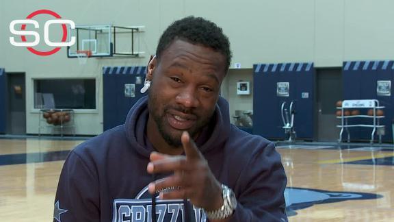 Tony Allen makes plea for Conley to stay in Memphis