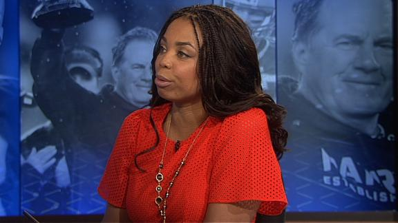 Video - Jemele doubts the Pats as Super Bowl favorites