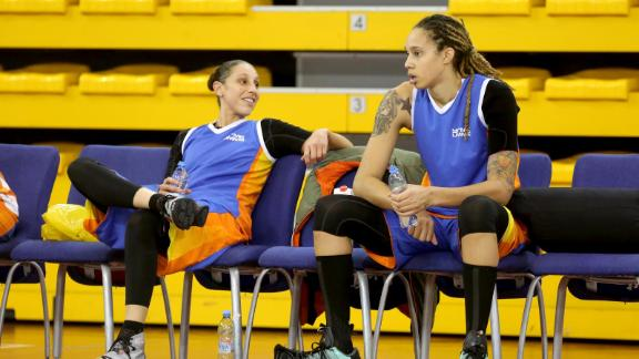 Fagan: Why are these WNBA stars in Russia? It's not just the money