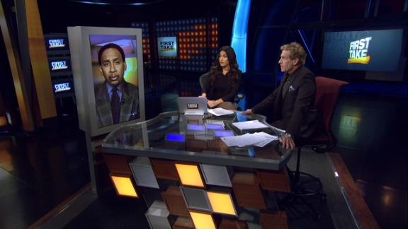 Video - Skip, Stephen A. don't understand why Luck is ranked 92nd