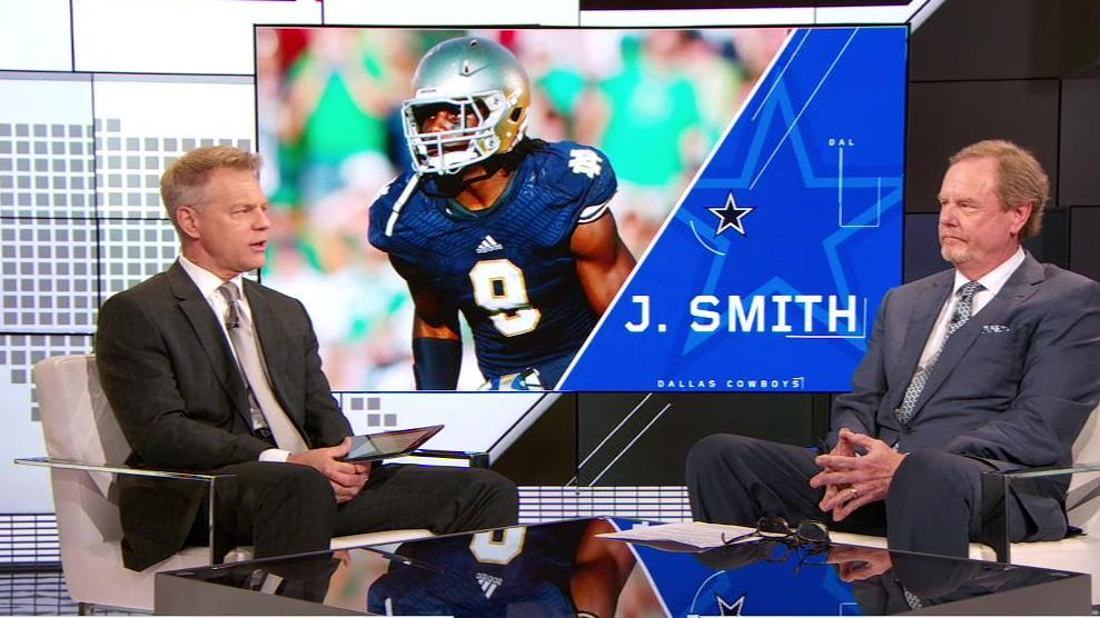 Video - Cowboys optimistic Jaylon Smith will play this season