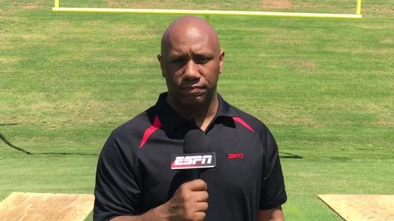 Video - Falcons coach Dan Quinn impressed by rookies at minicamp