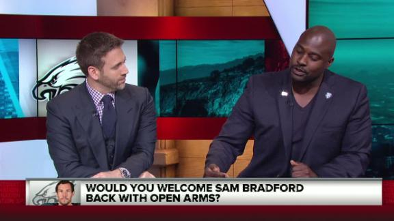Video - Would you welcome Sam Bradford back with open arms?