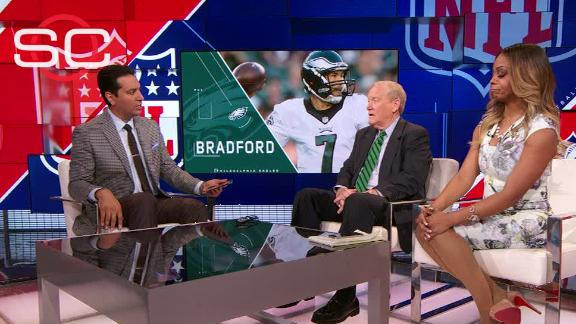 Video - Bradford needs to have a good season