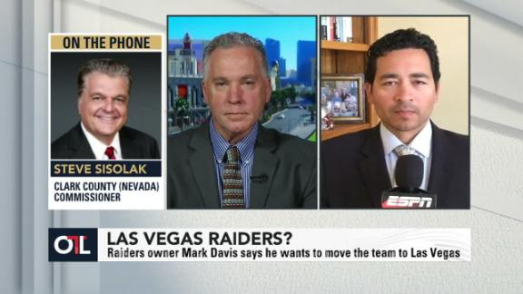 Video - Is Vegas a viable solution for Raiders?
