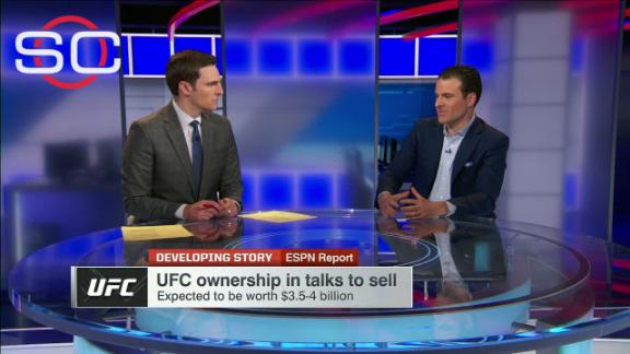 Video - Could the sale of the UFC result in the Raiders moving to Vegas?