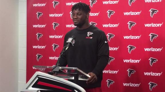Video - Sean Weatherspoon hopes to be more than just a strong voice upon ...
