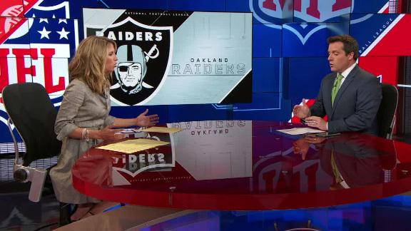 Video - Davis appears serious about moving Raiders to Las Vegas