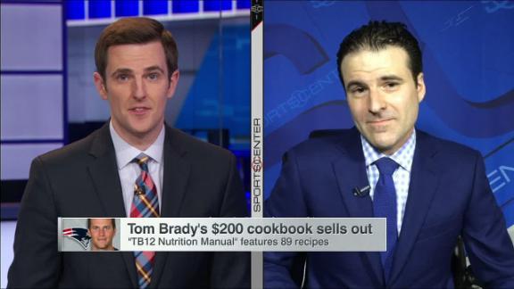 New England Patriots quarterback Tom