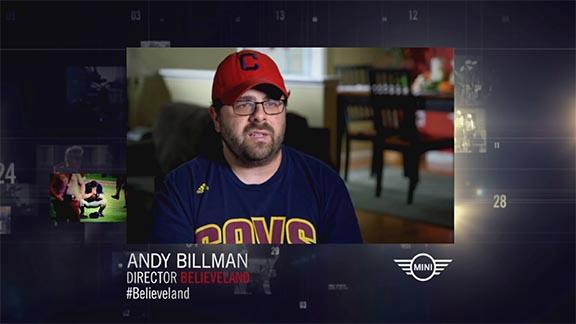 Video - 30 for 30: Believeland - Director Statement
