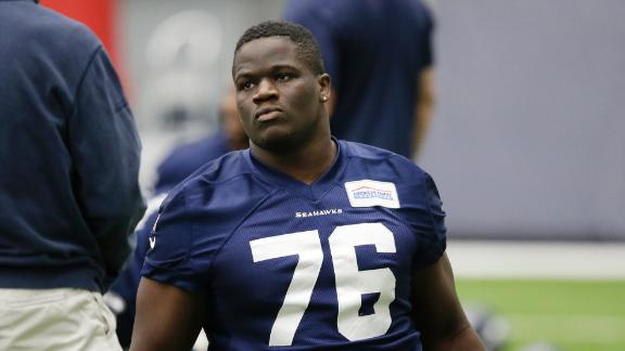 Video - Why the Seahawks believe in first-round pick Germain Ifedi