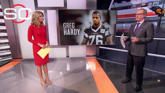 Video - Are NFL teams interested in Hardy?
