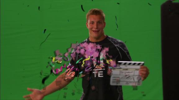 Video - Happy birthday, Gronk!