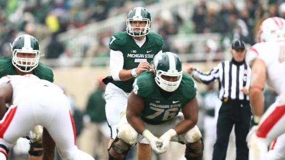 Video - How will Michigan State replace Connor Cook?