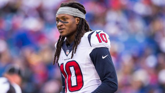 Video - Is Hopkins right about Texans being AFC South favorites?