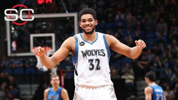 Daugherty: Towns will be an all-time great