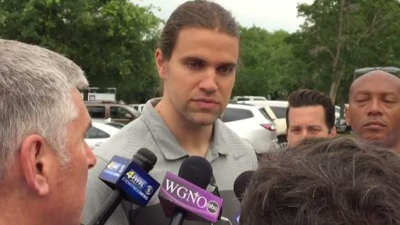 Video - Fleener: I would be happy to contribute like Jimmy Graham