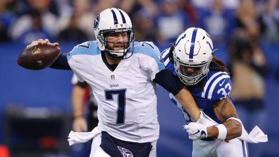 Video - Titans missed window where Mettenberger had trade value