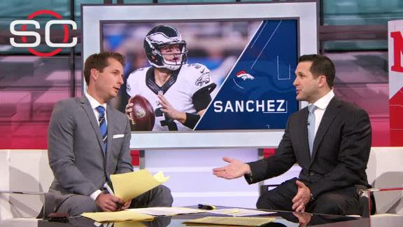 Video - Sanchez injury opens door for Paxton Lynch