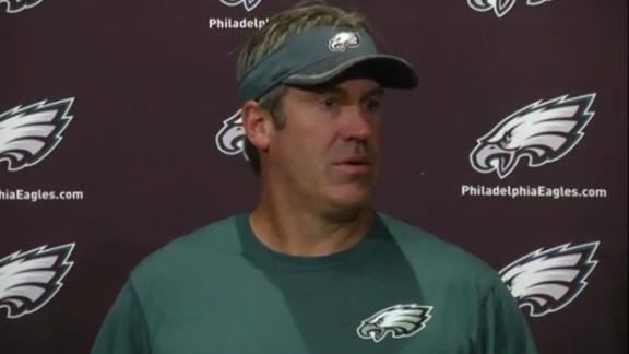 Video - Pederson reassures Bradford he is the starter