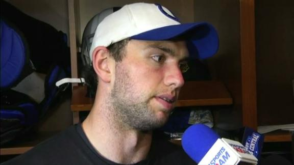 Video - Luck: 'There's a sense of urgency to get better'