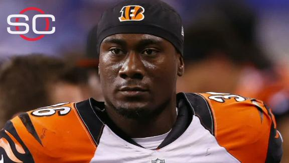 b761ec5f95a Shawn Williams Signs Four-Year Extension With Cincinnati Bengals — NFL —  The Sports Quotient