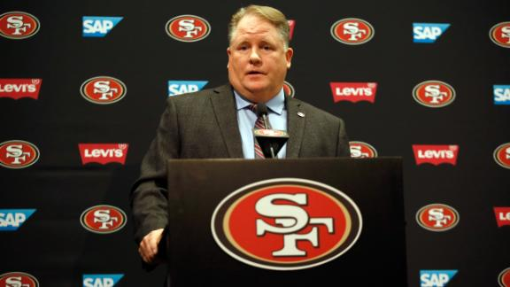 Video - 49ers coach surprised by Hayne exit