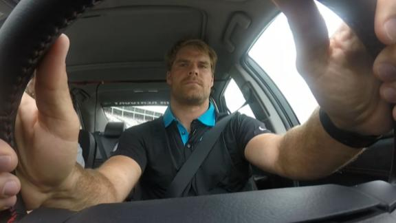 Video - Greg Olsen's offseason just keeps getting busier