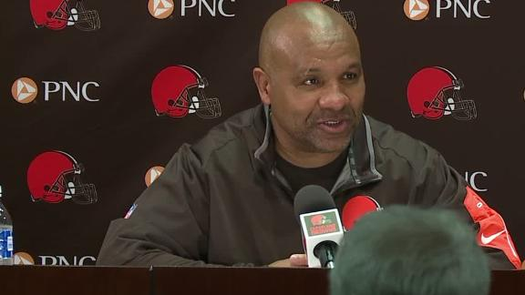 Video - Hue Jackson: RGIII doesn't have accuracy problems