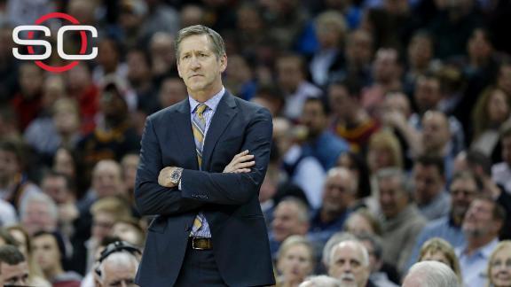 Why the Knicks chose Hornacek