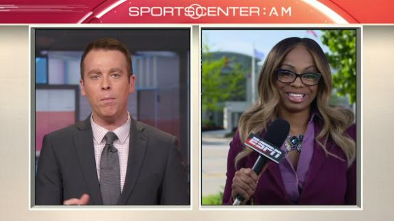 Video - Jackson bringing optimism to Browns