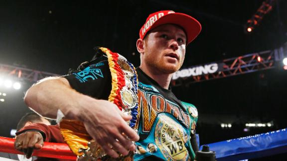 What's Canelo's strategy with Golovkin?