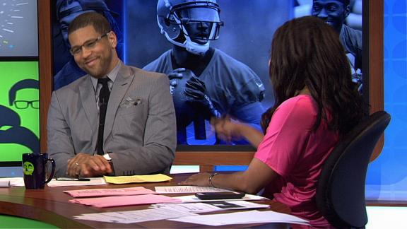 Video - Is RG III already falling back into old habits?