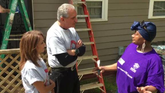 Video - Falcons owner making a difference in poverty stricken Atlanta