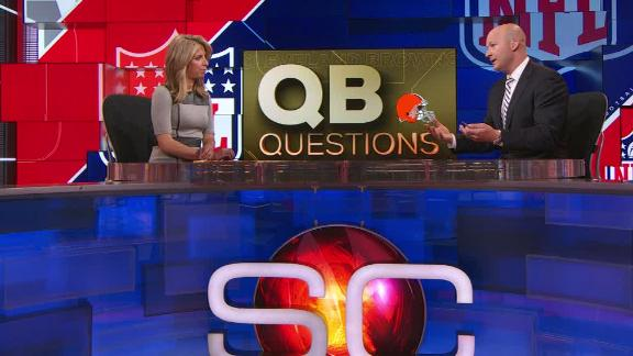 Video - How open is Browns' QB competition?