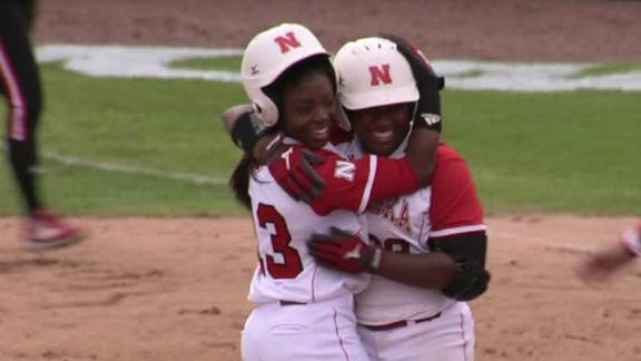 Nebraska walks off against Louisville