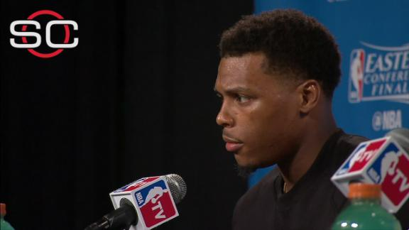 Lowry explains reason for exiting in first half