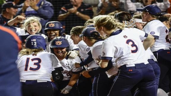 SEC Softball Top Plays of the Regular Season