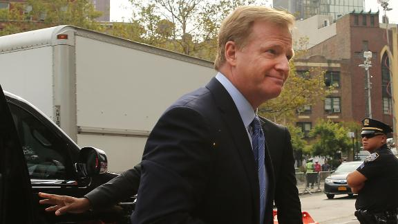 Video - Olson: Goodell ignored his responsibility under CBA