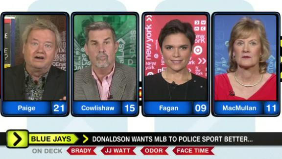 Does MLB do enough to police the sport?