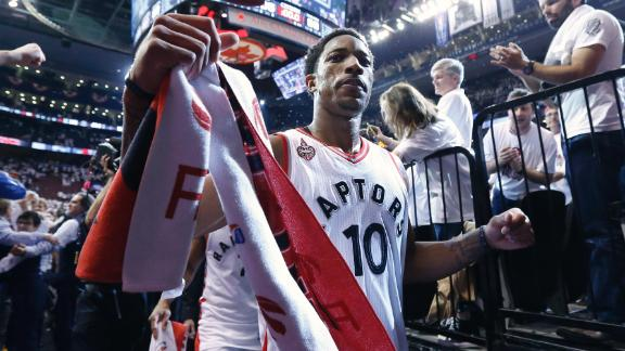 All-Access: Raptors on fire after Game 4 victory