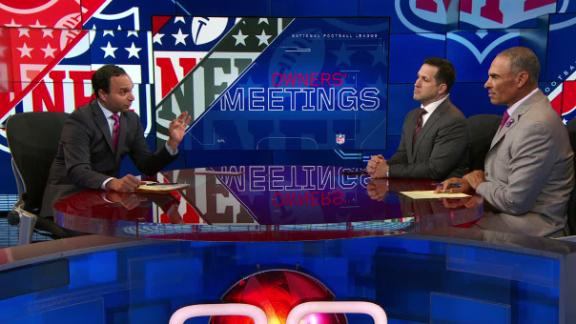 Video - Goodell 'not focused' on Brady's appeal