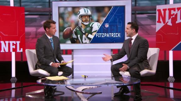 Video - Schefter confident Jets will reach deal with Fitzpatrick