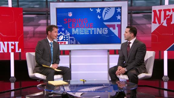 Video - Schefter on potential Super Bowl destinations