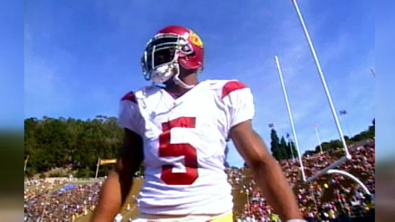 Video - Today in the archives: Reggie Bush at USC